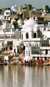 Pushkar-Lake-&-Temple